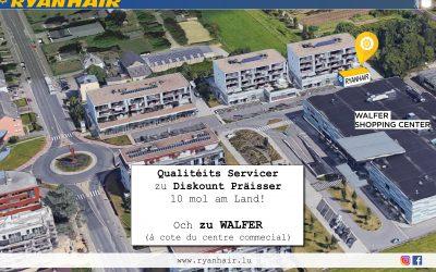 Och zu Walfer: Qualitéits Servicer zu Diskount Präisser