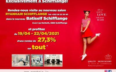 Bienvenue à Schifflange
